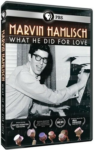 American Masters: Marvin Hamlisch - What He Did for Lov (2014, REGION 1 DVD New)