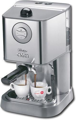 Gaggia Baby Espresso Machines Ebay