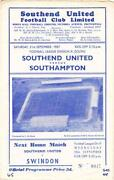 V Southend United