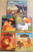 Lion King Book