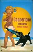 Coppertone Sign