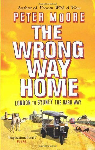 The Wrong Way Home,Peter Moore