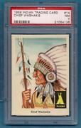 Indian Chief Cards