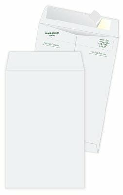 Quality Park Flap-stik Tyvek Envelopes - Catalog - 9 X 6 - Sticker R1319