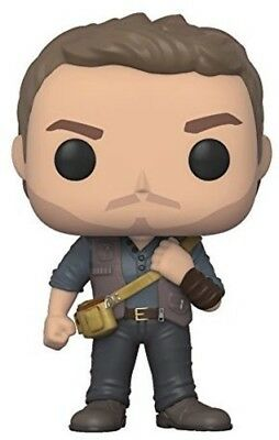 FUNKO POP! MOVIES: Jurassic World 2 - Owen [New Toy] Vinyl Figure](Jurassic World Owen)