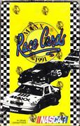 1991 Maxx Race Cards