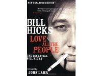 Love All the People: The Essential Bill Hicks Paperback by Bill Hicks , John Lahr