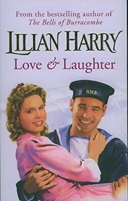 Love and Laughter by Lilian Harry Book The Fast Free Shipping