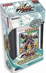 Yugioh 2010 Duelist Tool Box (5DS3) Starter Deck w Junk Destroyer