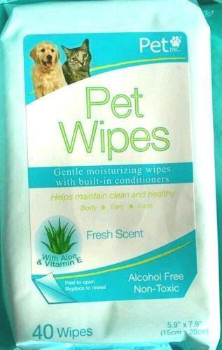 Pet Wipes Ebay