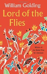 Lord of the Flies - William Golding - Brand New PB - BOOK:0571191479