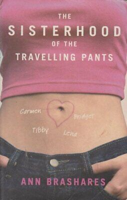 (Good)-The Sisterhood of the Travelling Pants (Paperback)--0552550086