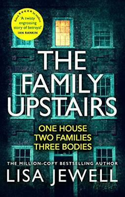 The Family Upstairs Book By Lisa Jewell Author Paperback 12 Dec 2019 Brand New