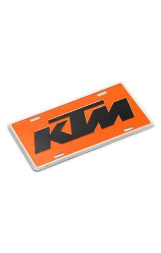 Ktm Exc License Plate Bracket