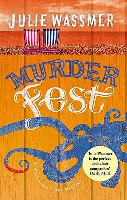 Murder Fest (Whitstable Pearl Mysteries) by Wassmer, Julie Book The Cheap Fast