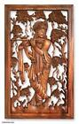Relief Wood Carving