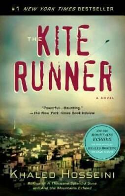 The Kite Runner - Paperback By Khaled  Hosseini - GOOD
