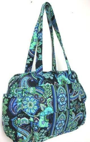 vera bradley diaper bag ebay. Black Bedroom Furniture Sets. Home Design Ideas