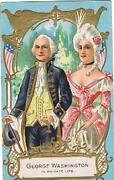 George Martha Washington