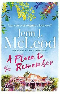 Jenn J. McLeod, A Place to Remember, Like New, Paperback