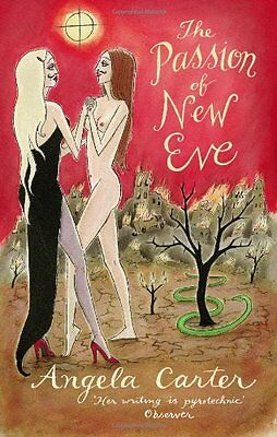 The Passion Of New Eve (Virago Modern Classics),Angela