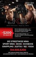 JKS Martial Arts