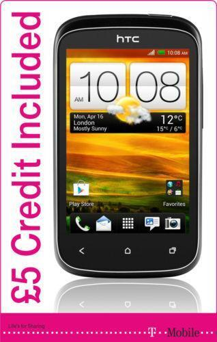 HTC Pay as You Go