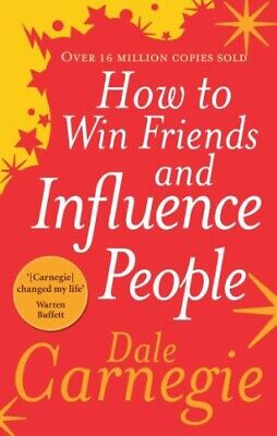 How to Win Friends and Influence People - Dale Carnegie. PDF-Delivered Instantly
