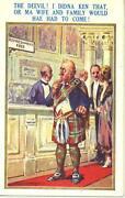 Scottish Postcards