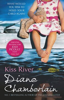 Kiss River (The Keeper of the Light Trilogy, Book 3),Diane