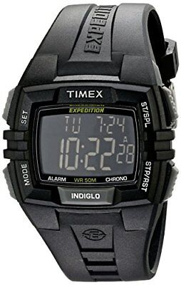 Timex Men's Expedition Rugged Chronograph Digital Resin Strap Watch T49900