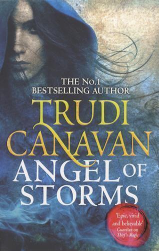 Angel of Storms: Book 2 of Millennium's Rule, Canavan, Trudi | Paperback Book |