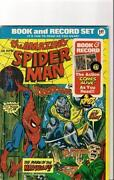 Spiderman Book Record