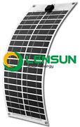Solarpanel Flexibel