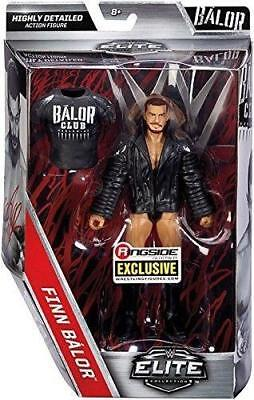 WWE Elite Ringside Exclusive Finn Balor wrestling figure new/mattel