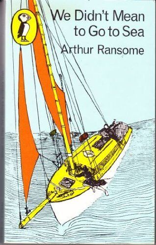 We Didn't Mean to Go to Sea (Puffin Books),Arthur Ransome
