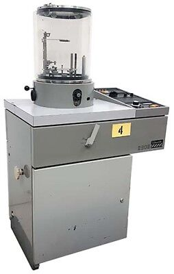 Edwards E306 Compact Thermal Deposition Evaporator Tag 4