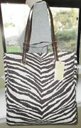 Michael Kors Tiger Print Handbag