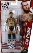 WWE cm Punk Figure