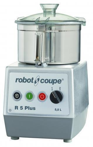 R5 Plus Driefasig Cutter Tafelmodel 400V Robot Coupe