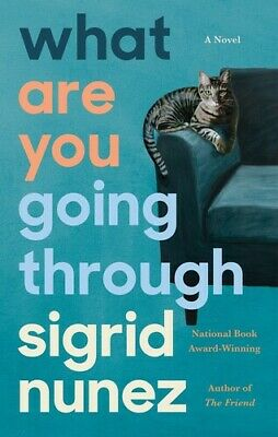 What Are You Going Through Sigrid Nunez 2020, Book
