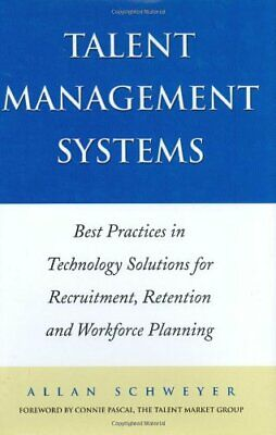 Talent Management Systems  Best Practices in Technology Solutions