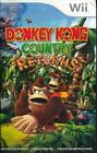 Donkey Kong Country Returns Nintendo Wii Video Games