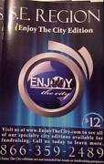 Enjoy The City Coupon Book