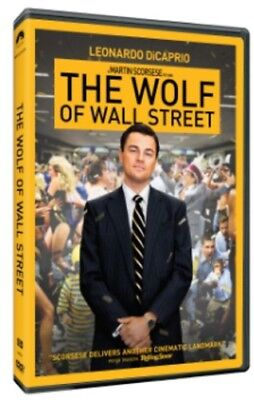 The Wolf of Wall Street [New DVD] Ac-3/Dolby Digital, Dolby, Dubbed, Subtitled