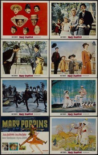 Mary Poppins Poster Ebay