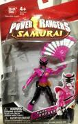 Power Rangers Samurai Pink