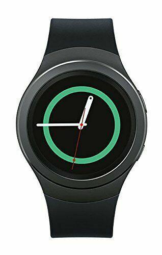 Samsung Gear S2 Smartwatch 42mm Stainless Steel White Elastomer SM-R7200ZWAXAR