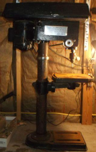 Used Drill Press Ebay