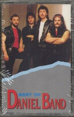 Daniel Band—Best Of The Daniel Band NEW SEALED 1993 Christian Rock Cassette